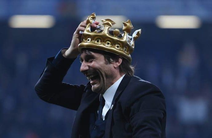 Conte wants Chelsea players to reach record-equalling 30… http://abdulkuku.blogspot.co.uk/2017/05/conte-wants-chelsea-players-to-reach.html