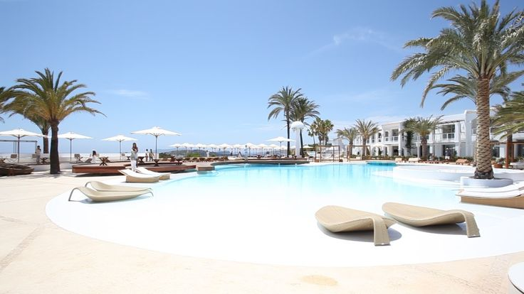 Destino Pacha Ibiza Resort for spa, yoga, juice