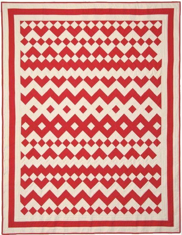 """""""Swiss Miss"""" pattern by Sandy Klop --"""