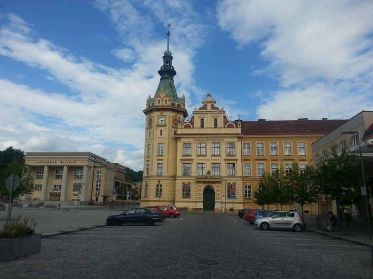 Hronov ve městě Czech Republic