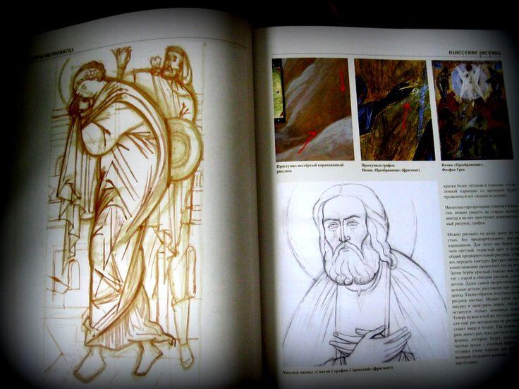 Секреты иконописца