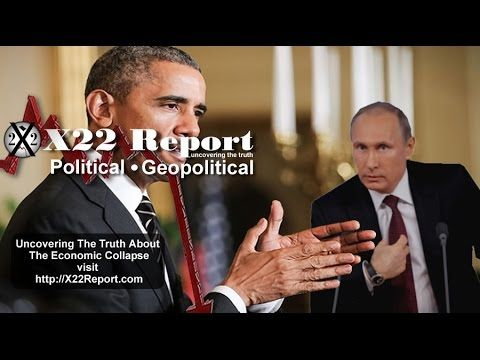 Obama Is Pushing The Authorization For War Not Against ISIS But Russia -...