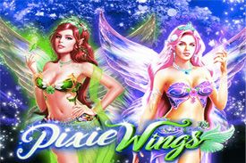 Play #PixieWingsSlot | #PragmaticPlaySlot Games | Play for Fun or Real Money  Pixie Wings is a fantasy-themed online video slot by Pragmatic Play played at 5 reels and 50 paylines and awarding up to 250,000 coins.  https://www.playcasino.co.za/pixie-wings-slot.html