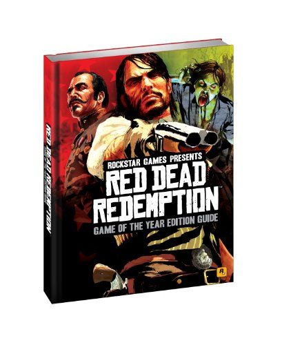 """Red Dead Redemption Game of the Year Limited Edition http://www.newlimitededition.com/red-dead-redemption-game-of-the-year-limited-edition-3/ """"The Game of the Year Guide"""" covering all things Red Dead Redemption. Take a step back in time to the American Old West and follow John Marston as he sets out to hunt down his former gang members in Red Dead Redemption. This must-have guide covers everything from the original game, along with all three DLC releases – Liars and Cheats, Legends a.."""