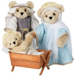 Vermont Teddy Bear Special Edition Nativity Set - Product Reviews and ...