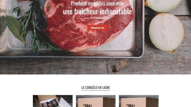 #Boucherie des Praz : de la viande témiscabitibienne à commander en ligne - ICI.Radio-Canada.ca: ICI.Radio-Canada.ca Boucherie des Praz :…
