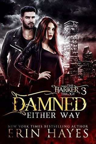 Blog Tour Blitz: Damned Either Way by Erin Hayes with Excerpt. The Genre Minx Book Reviews.