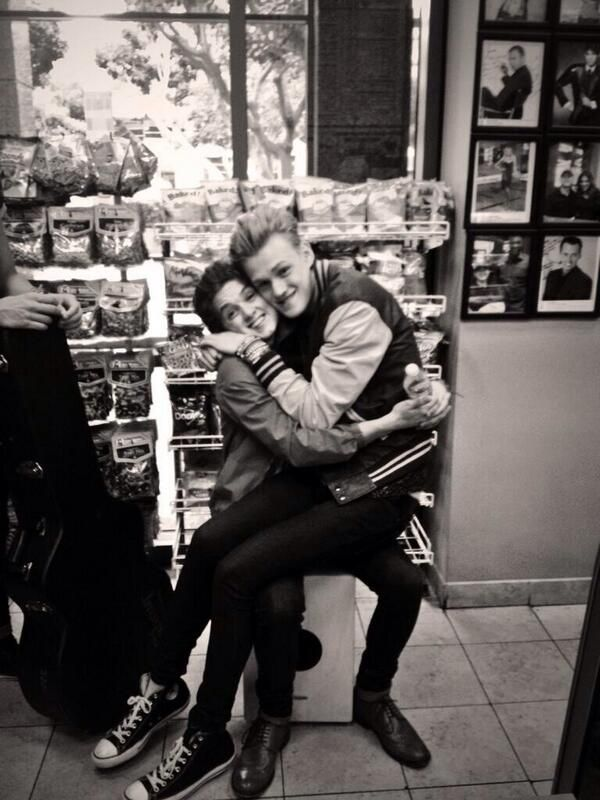 my fave pic of tradley