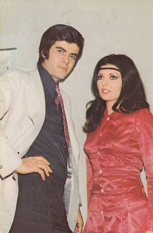 Tarık Akan & Bahar Erdeniz ~ Suçlu, 1972