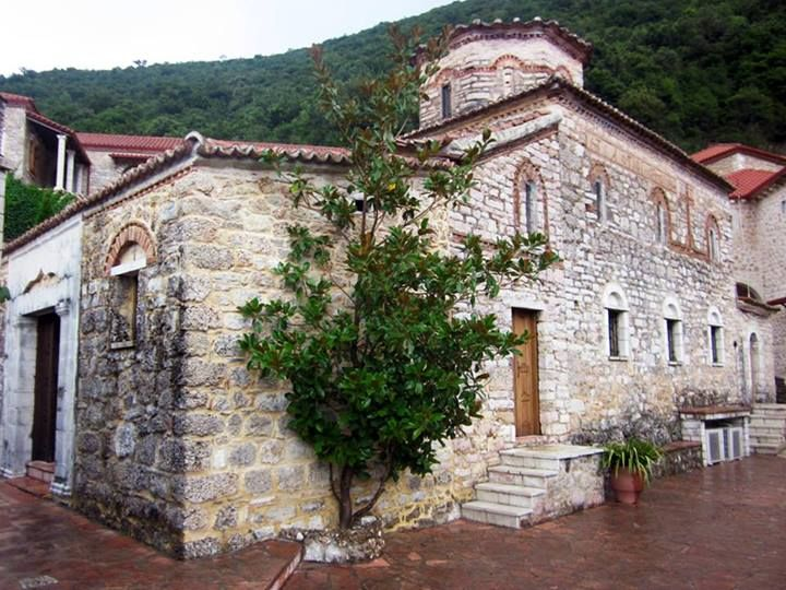 Monastery Giromeri, Thesprwtia, Greece