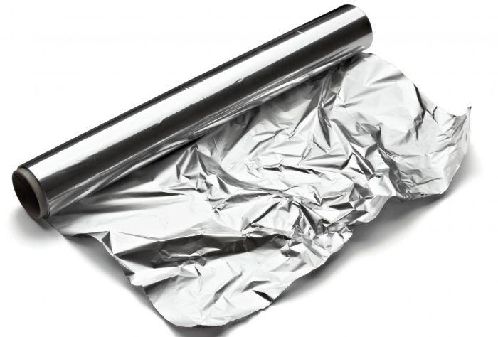 La ce puteti folosi folia de aluminiu