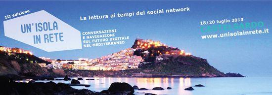 L'isola in rete, il festival del digitale a Castelsardo #sardegna