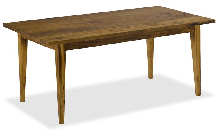 You can fit more people and food with our rectangular grand trestle Together Tables in solid wood. Bring your family together by visiting VermontFarmTable.com.
