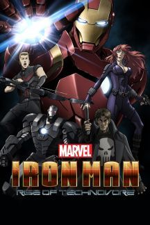 List fo all current and Future Marvel films! Iron Man: Rise of Technovore