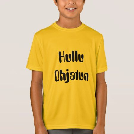 hullu ohjatun - crazy wizard in Finnish T-Shirt - tap to personalize and get yours