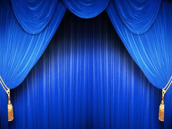 Buy Discount Kate Stripe Stage Curtain For Party Wedding Photo