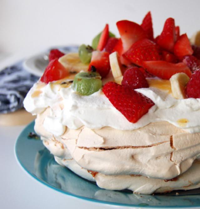 11 Iconic Australian and New Zealand Foods: The Pavlova