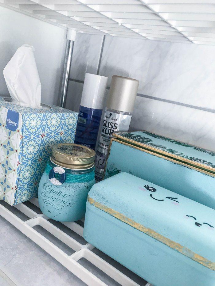 Diy Badezimmer Aufbewahrung Badezimmer Aufbewahrung