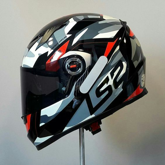 Best Harden Skull Images On Pinterest - Motorcycle helmet decal