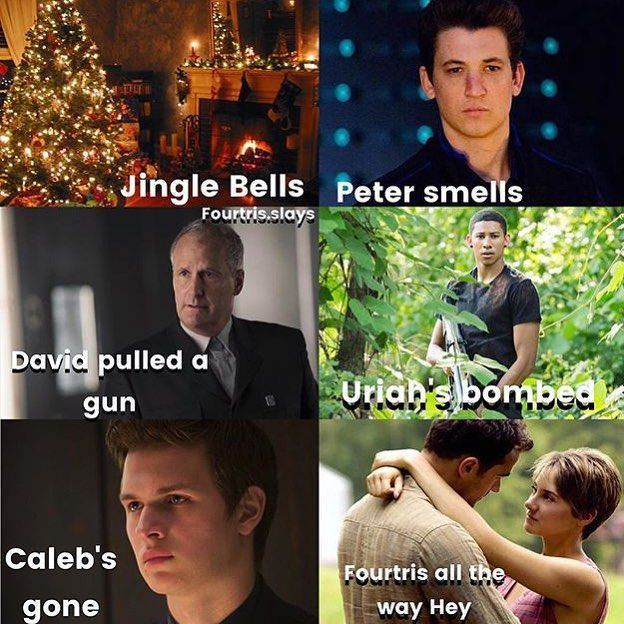Divergent Christmas Song In 2019