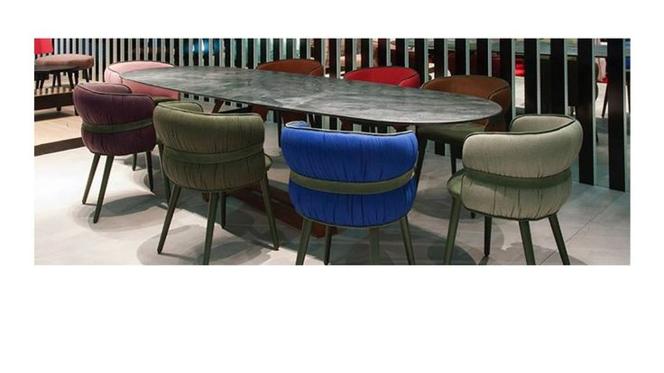 Potocco | NEW Coulisse Chair