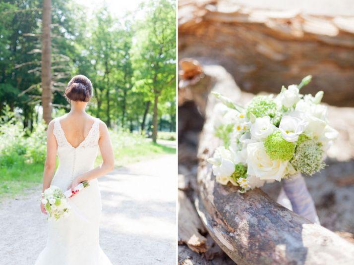 Klassieke bruiloft in Lunteren   Bart + Theanne