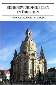 Hier erfährst Du welche Sehenswürdigkeiten in Dresden ein Must-See sind, wenn Du nur wenig Zeit hast. #dresden #deutschland #reisen #reiseblog