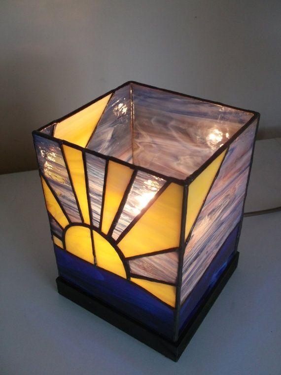stunning sun candle holder