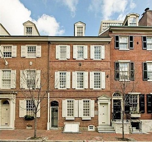 Zillow Real Estate Nj: 13 Historic Homes From Original 13 Colonies
