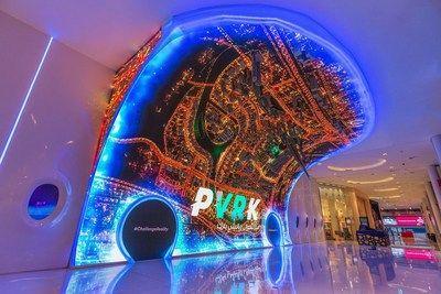 #ChallengeReality in der ultimativen neuen Attraktion von Emaar Entertainment  VR Park in The Dubai Mall              DUBAI VAE March 1 2018 /PRNewswire/                                  Emaar Entertainment dieTochtergesellschaft für Freizeit und Unterhaltung von Emaar Propertiesgabbekannt dass Dubais neueste und aufregendste Attraktion VR Parkmorgenam 1.März 2018 in The Dubai Mall eröffnet.                                                                             VR Park by Emaar…