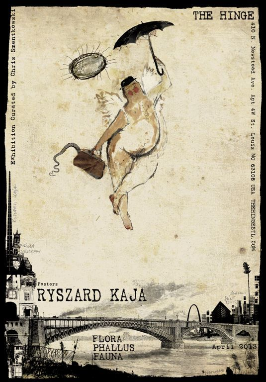 ♥ do plakatu #4. Ryszard Kaja.