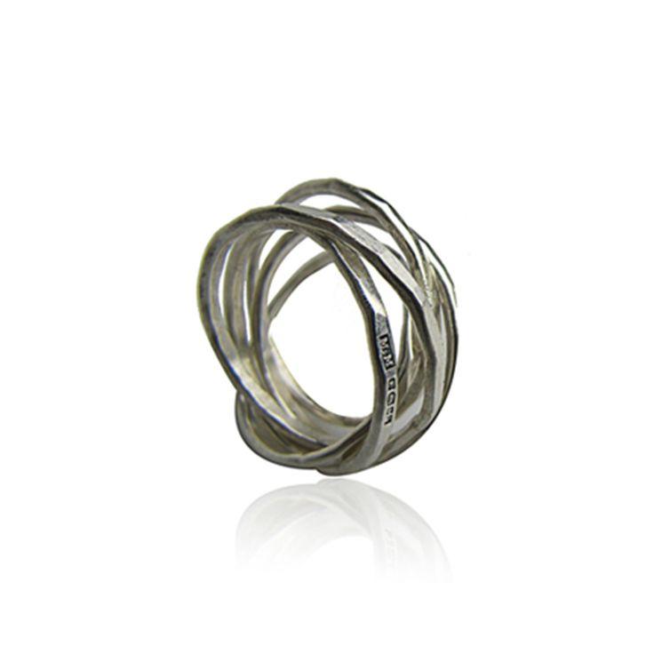 Five Strand Ring | Maya Magal | Wolf & Badger