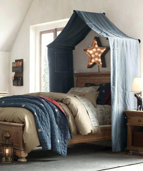 bed with canopy kids best bed tent ideas on kids bed tent tent house rh pinterest com Bedroom Fort Ideas Mansion Bedroom Ideas