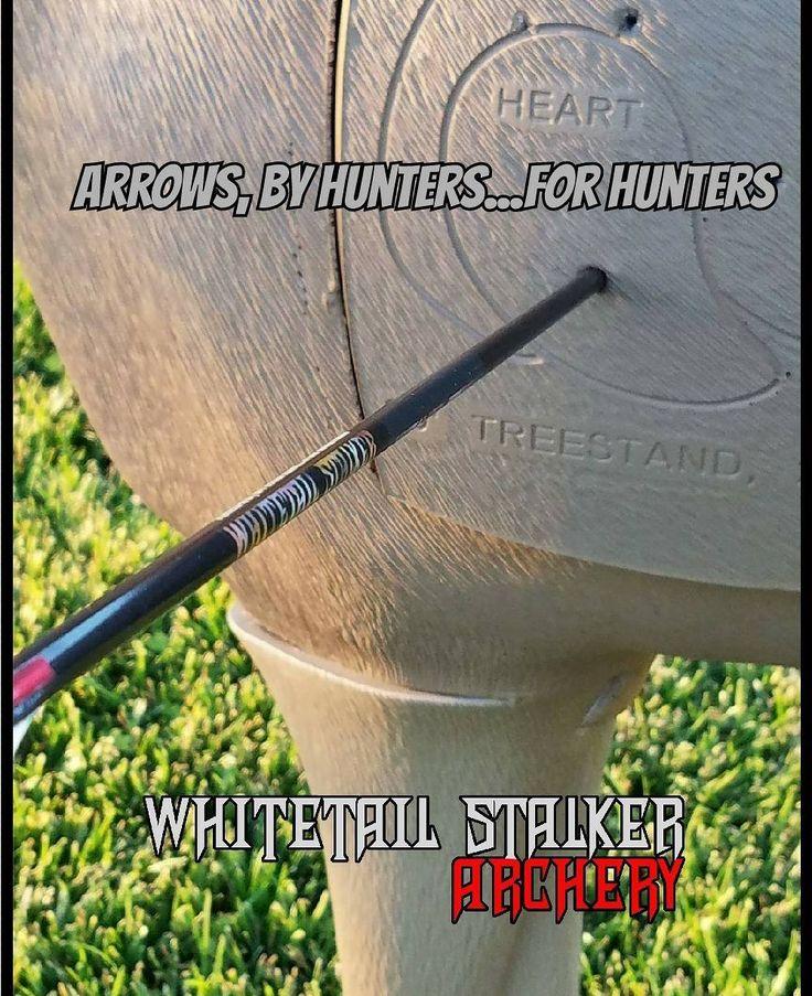 Arrows, By Hunters...For Hunters  @www.whitetailstalkerarchery.com  #WhitetailStalkerArchery #WhitetailStalker #StalkerNation #archery #arrows #hunt #bowhunt #ouryear #arrowsbyhuntersforhunters http://misstagram.com/ipost/1553247952234843197/?code=BWOPsh5D4w9