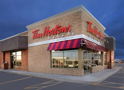 Tim Hortons Buffalonian & Canadian people, you know what I'm saying.
