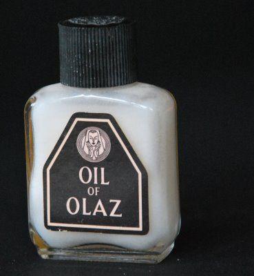 oil of olaz la crème de ma mère