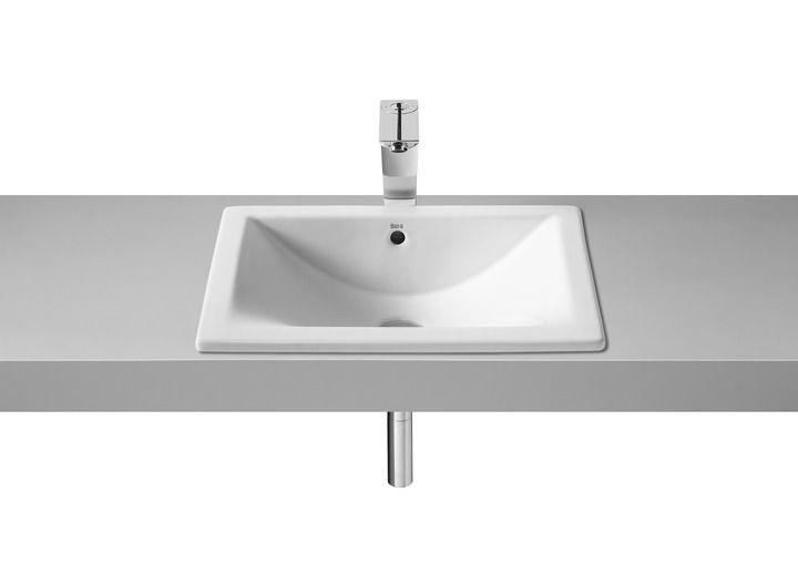 Umywalka blatowa i podblatowa | Umywalki podblatowe | Umywalki | Produkty | Roca