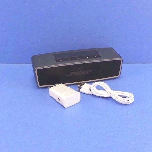 BOSE SoundLink Mini II 2 Bluetooth Portable Speaker ( Used ) #89iopn  Price : 108.99  Ends on : 2 weeks  View on eBay