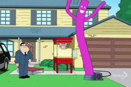 One of my favorite scenes from American Dad! - Imgur