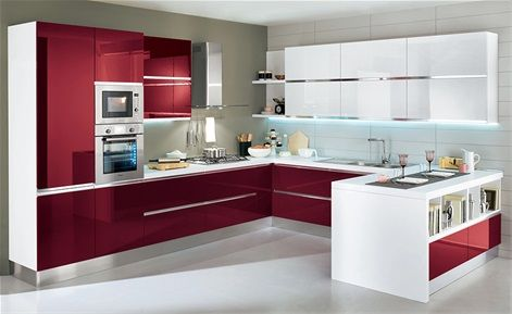 Cucina Veronica Arredo interni cucina, Progetti di
