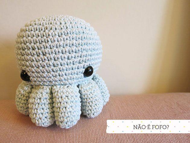 Amigurumi To Sell : 17 melhores ideias sobre Polvo De Croch? no Pinterest ...