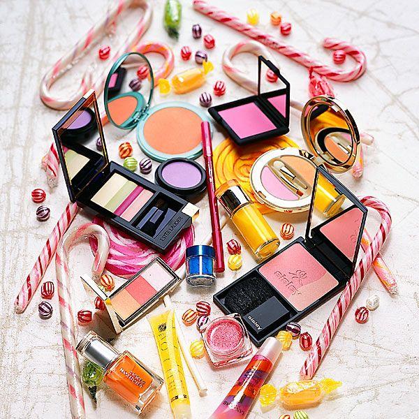 Make-up spullen snoep