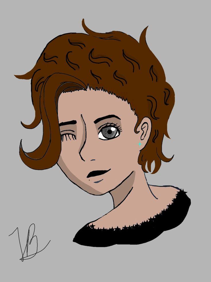 Niveusa (sister twin Of Alessa) (my creation)
