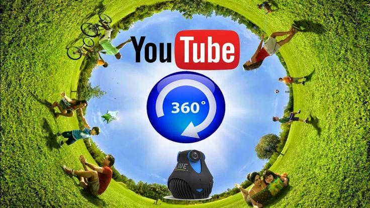Layanan Baru Youtube Video Berformat 360 Derajat
