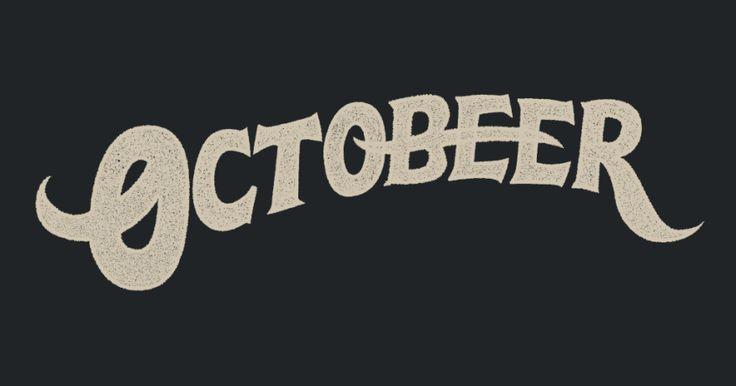 Mtype_October #handlettering
