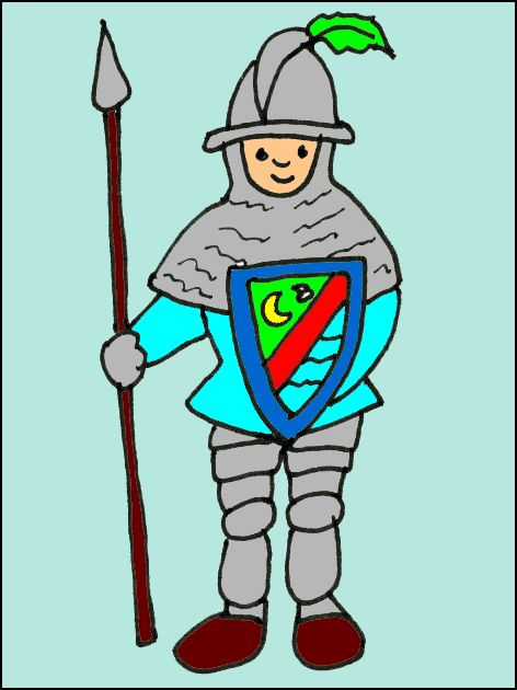 Juf2juf; een uitgewerkt ridders en kastelenproject met taal- en rekenactiviteiten, knutselideeën, liedjes en versjes, enz.