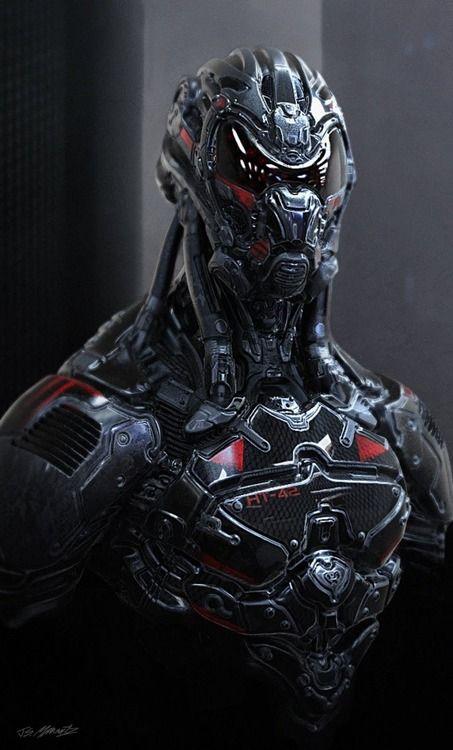 Dark RiderCyberpunk, Scifi Art, Robots, 3D Character, Scifi Concept, Concept Art, Conceptart, Sci Fi, Dark Rider