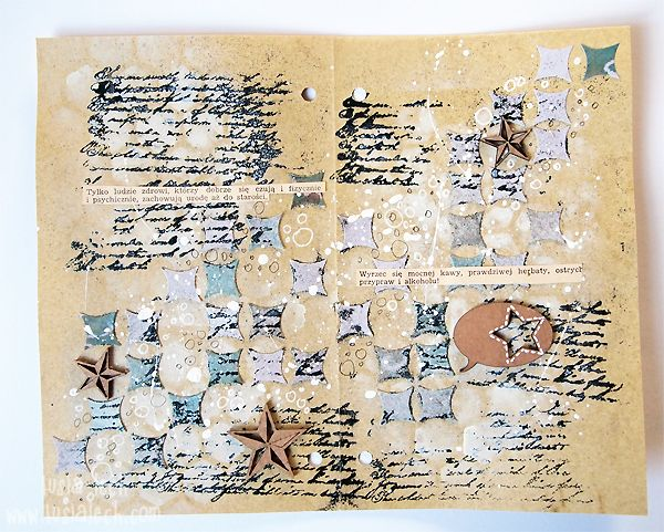 Tusia Lech: art journal