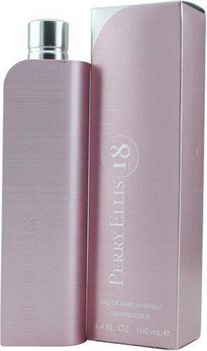Perry Ellis 18 By Perry Ellis For Women, Eau De Parfum Spray, 3.4-Ounce Bottle | ProHealthCure
