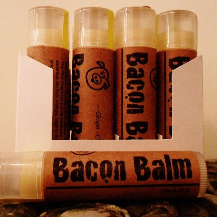 Bacon Balm  from Flint Crepe Company for $3.50 on Square Market